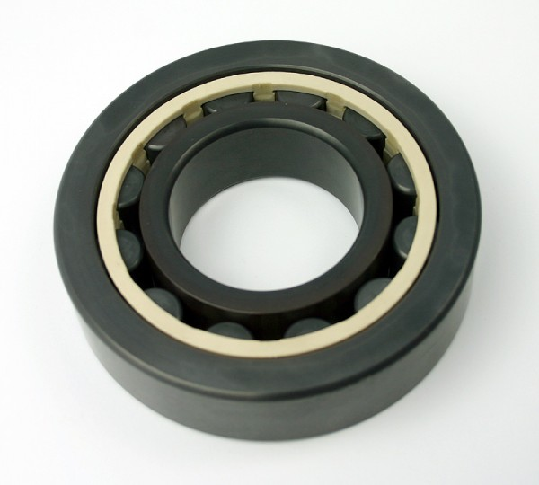 Keramik-Zylinderrollenlager NU-KER-SI3N4-PEEK