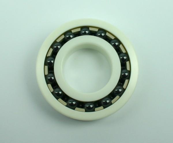 Keramik-Pendelkugellager KER-ZRO2-SI3N4-PEEK
