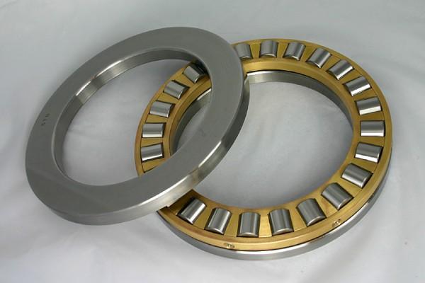 Axial-Zylinderrollenlager mit Messingkäfig