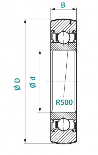 LR-6000-2RS (LR-6000-NPPU, LR-6000-2RSR)