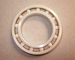 Keramik-Rillenkugellager ZrO2