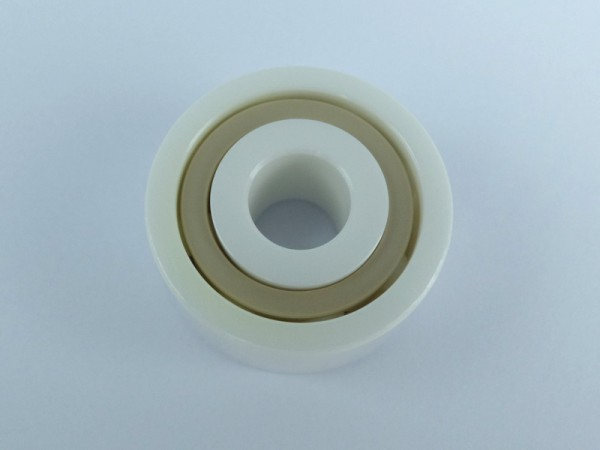 Zweireihiges Keramik-Rillenkugellager