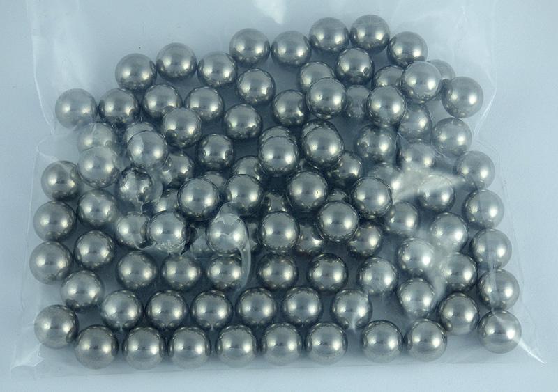 Kugeln Stahlkugeln 2 mm Edelstahl 100Cr6 DIN 5401 verschiedene Mengen